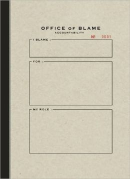 Office of Blame Accountability
