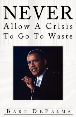 Never Allow A Crisis To Go To Waste