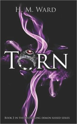Torn (Demon Kissed #3): Demon Kissed #3