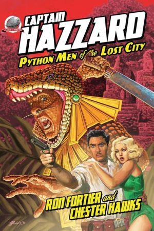 Captain Hazzard-Python Men of the Lost City