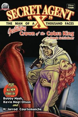 Secret Agent X -Volume Four