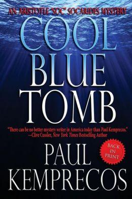 Cool Blue Tomb