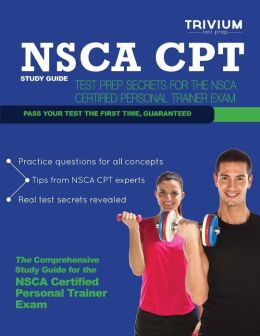 2019 Study Guide for NASM CPT Test | Fitness Mentors