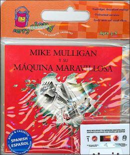 Mike Mulligan y su maquina maravillosa Book & Cassette