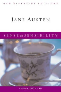 Sense and Sensibility (New Riverside Edition)
