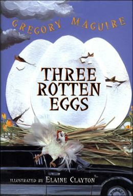 Three Rotten Eggs (Hamlet Chronicles Series #5)