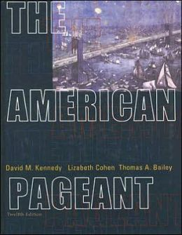 american pageant 13th edition ch 18 The american pageant study guide bailey and kennedy, chapter one chapter three, american life in the seventeenth century.