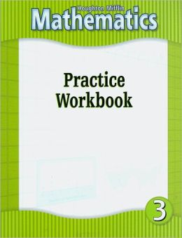 Houghton Mifflin Mathmatics: Practice Workbook Consumable Level 3 2002