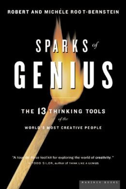 an analysis of root berstein cites Root-bernstein, r and root-bernstein, m (1999) sparks of genius, the 13 thinking tools of the world's most creative people boston: houghton mifflin company.