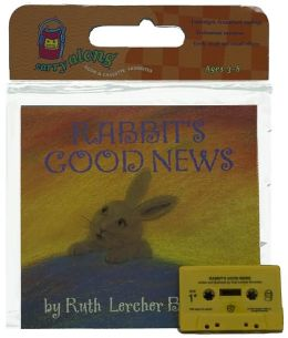 Rabbit's Good News Book & Cassette