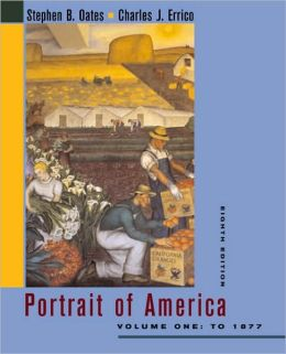 Portrait of America, Volume One: To 1877
