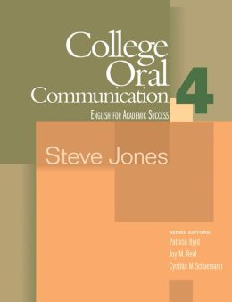 College Oral Communication: English for Academic Success