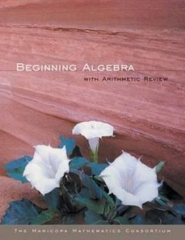 Beginning Algebra with Arithmetic Review