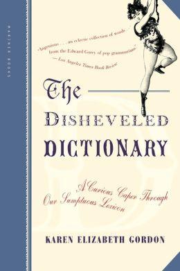 Disheveled Dictionary Pa