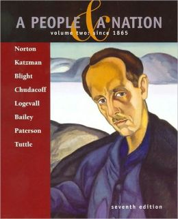 A People and a Nation, Volume 2: Since 1865
