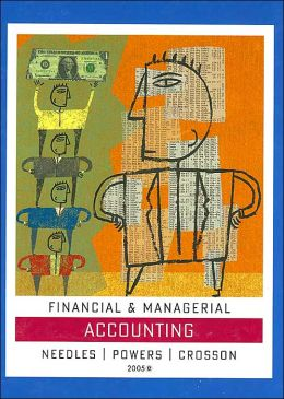 Financial and Managerial Accounting - Text Only