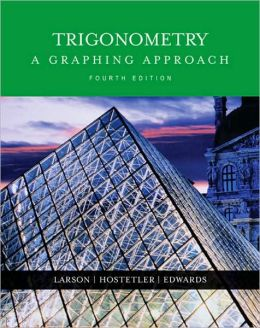Trigonometry: A Graphing Approach