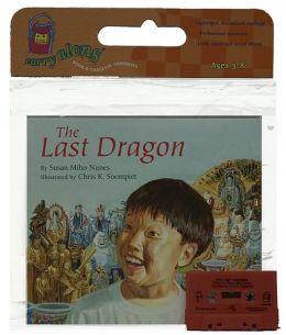 The Last Dragon Book & Cassette