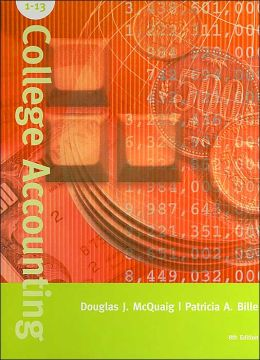 College Accounting : Chapters 1-13 -