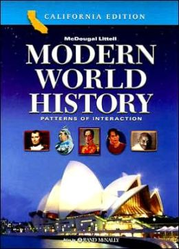 World History: Patterns of Interaction California: Student Edition Modern World History 2006
