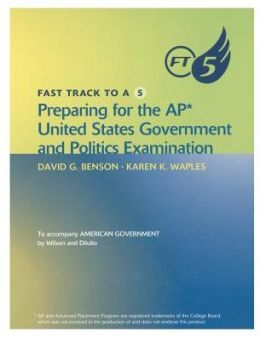 Wilson American Government Ap Test Preparations 9th Edition