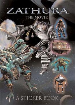 Zathura the Movie Sticker Book