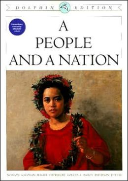 A People and a Nation: A History of the United States, Dolphin Edition