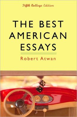 best american essays of all time The political focus, while i understand it, left me a little disappointed i read essays because they're largely personal in nature (yes yes, the personal is political etc), and there can be a lot of diversity of topic and creativity in this best american series in particular.