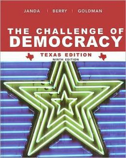 The Challenge of Democracy, Texas Edition