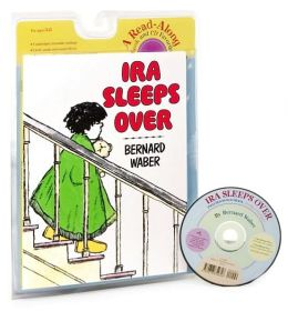Ira Sleeps Over Book & CD