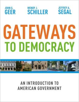Gateways to Democracy: Introduction to American Government