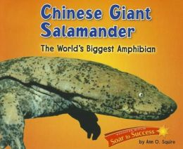 Soar to Success: Soar To Success Student Book Level 6 Wk 4 Chinese Giant Salamander