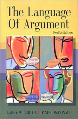 The Language of Argument (DocuTech)