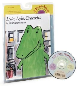 Lyle, Lyle Crocodile Book & CD