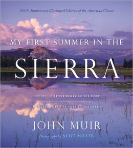 My First Summer in the Sierra (100th Anniversary Illustrated Edition)