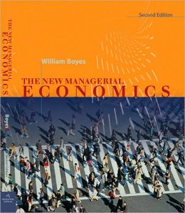 Managerial Economics: Markets and the Firm