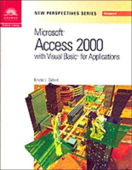 New Perspectives on Microsoft Access 2000 with VBA - Advanced