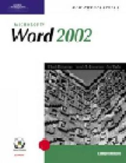 New Perspectives on Microsoft Word 2002, Comprehensive