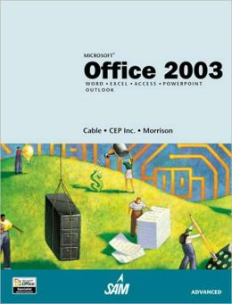 Microsoft Office 2003, Advanced Course
