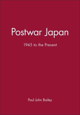Postwar Japan 1945 to the Present