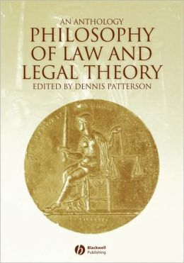 Philosophy of Law and Legal Theory: An Anthology