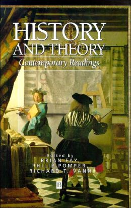 History and Theory: Contemporary Readings
