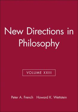 Midwest Studies in Philosophy, New Directions in Philosophy