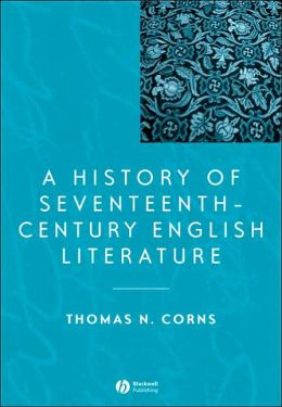 A History of Seventeenth-Century English Literature