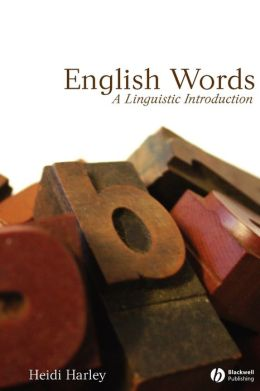 English Words: A Linguistic Introduction