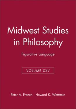 Midwest Studies in Philosophy, Figurative Language