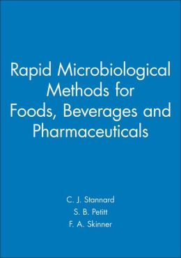 Rapid Microbiological Methods for Food, Beverages and Pharmaceuticals
