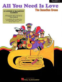All You Need Is Love: 13 Lennon and McCartney Classics: Trumpet