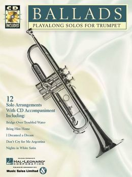 Ballads - Play-Along Solo for Trumpet
