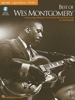 Best of Wes Montgomery: Guitar Signature Licks